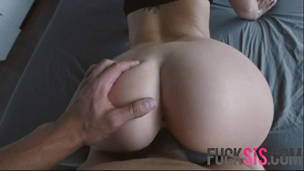 luscious ass pushing large dong big dick