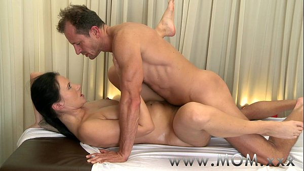 mother black hair has the massage per her life female friendly