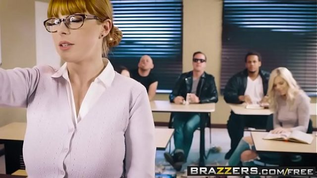 brazzers long teats at school the big tits