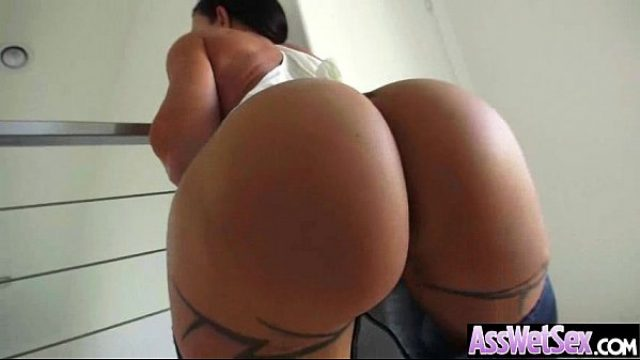 massive butt pretty get oiled then profound a big ass