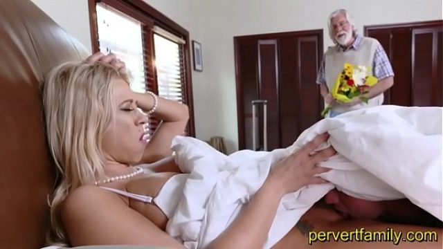 pervertfamily hot milf ridedintercoused of so pussy licking