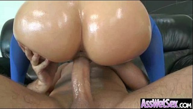 Big Ass Sex anikka albrite oiled large booty cousin love anal