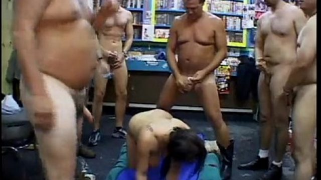 Gangbang Sex whitney stevens orgy what a amazing mega pleasure